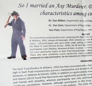 axe murderer