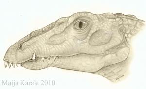 archosaurus nimi