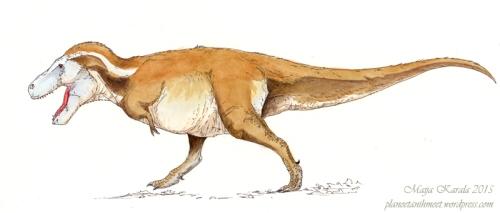 tyrannosaurus_sue_väri
