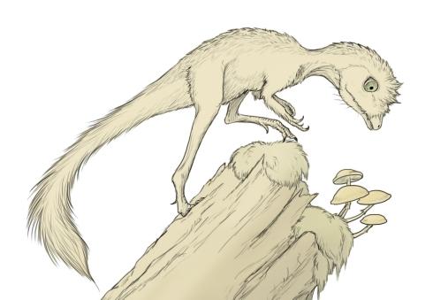 scipionyx white rajattu